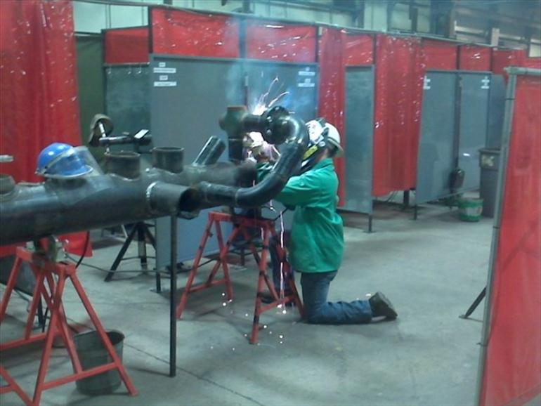 Welding univerity course